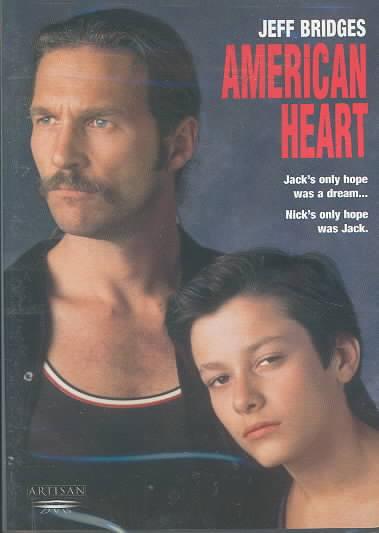 AMERICAN HEART BY BRIDGES,JEFF (DVD)