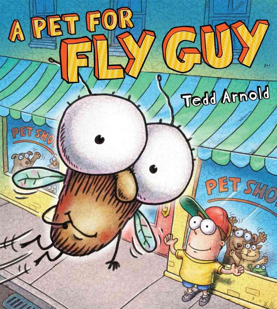 A Pet for Fly Guy By Arnold, Tedd